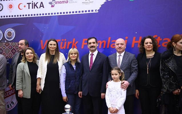 Türk Filmləri Həftəsi start götürdü