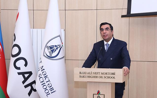 Bakı Ali Neft Məktəbində Məzun Günü keçirildi