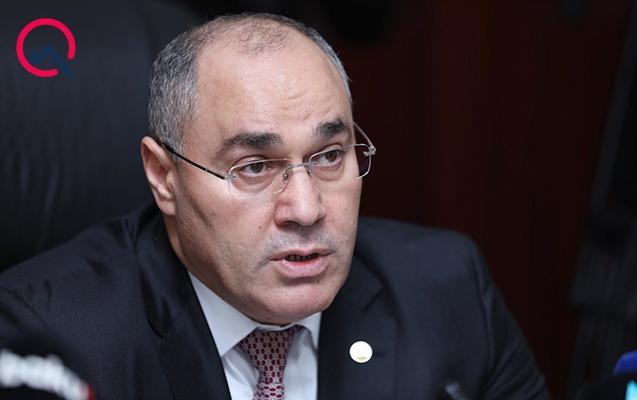 """""""Ölkədə kifayət qədər ərzaq ehtiyatı var"""" - Səfər Mehdiyev"""
