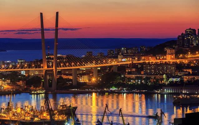 Vladivostok rəsmən Primorsk diyarının paytaxtı oldu