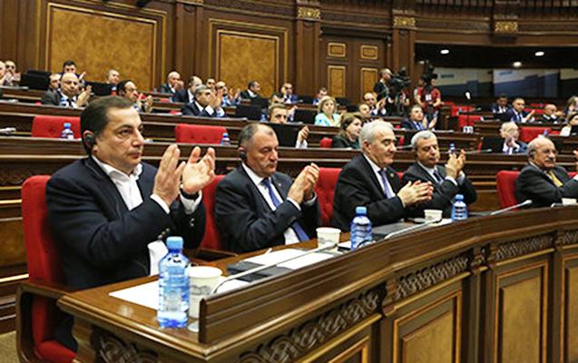 Erməni deputatlar Bakıya gələ bilər