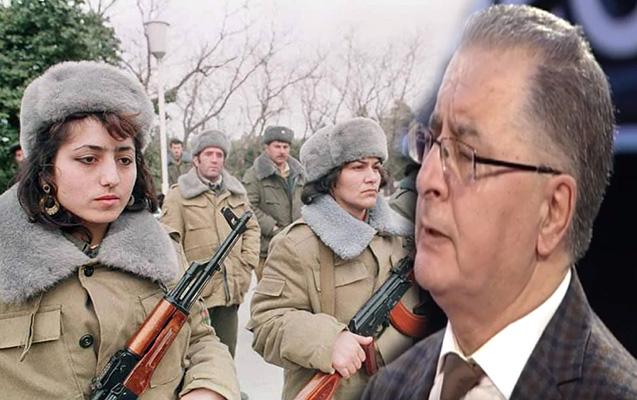 """""""Ona qalsa, Azərbaycanın yarısı boşanıb"""""""