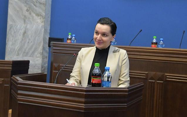 Gürcüstan parlamentində yeni fraksiya yaradılır
