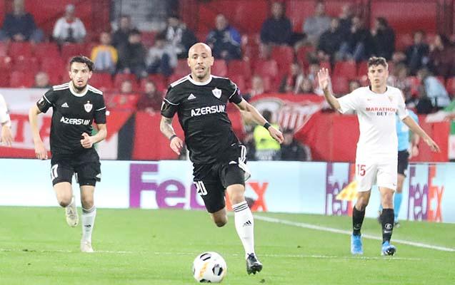 """""""Qarabağ"""" qrupda qaldı - Video"""