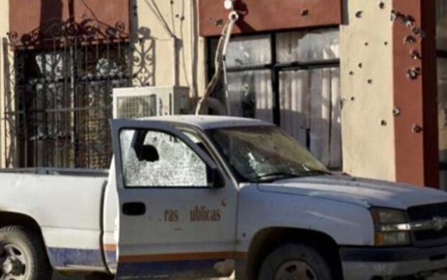 Meksikada narkotik kartelləri bələdiyyə binasına hücum etdi