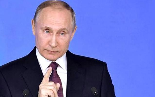 Putindən texnologiya nəhənglərinə zərbə- Qanunu təsdiqlədi