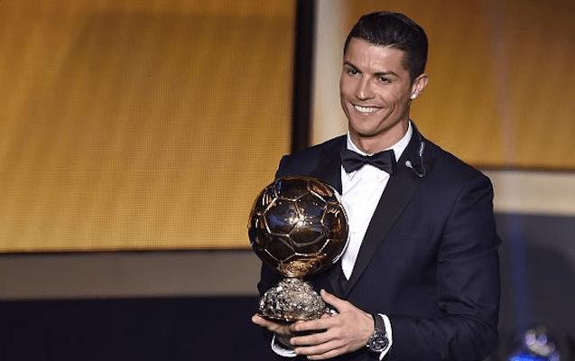 """Ronaldo """"Qızıl top"""" mərasiminə qatılmadı"""