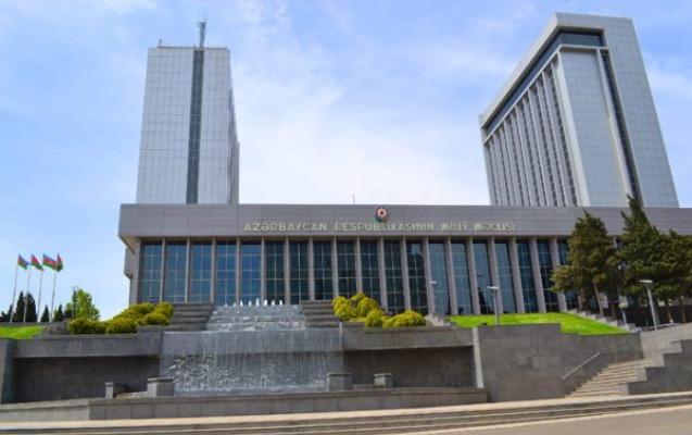 Milli Məclisin binası necə tikilib?