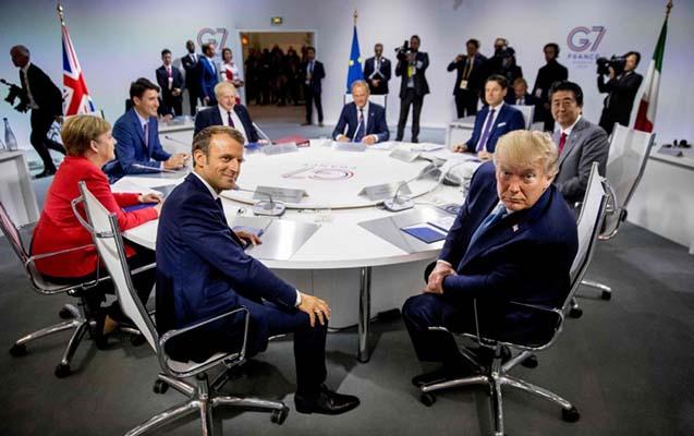 Növbəti G7 sammitinin keçiriləcəyi yer açıqlandı