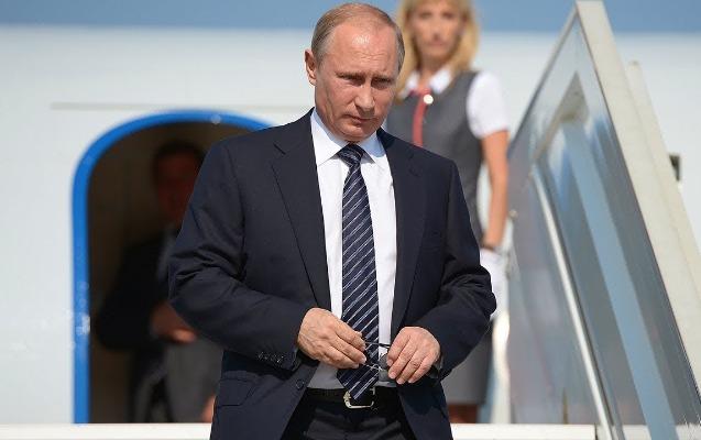 Putin ən çox hansı ölkəyə səfər edib?