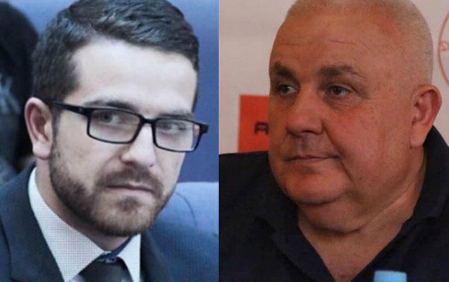 Yerevanda nazir müavini ilə klub prezidenti saxlanıldı