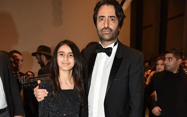 Xanım Qafarovanın qızı Mahsunun filminin qalasında
