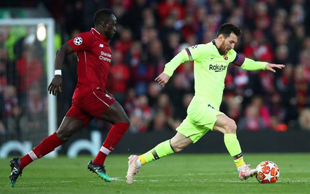 """""""Manenin adını 4-cü sırada görəndə utandım"""" - Messi"""