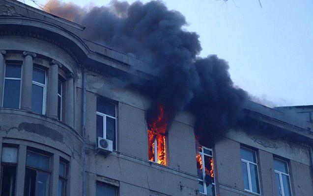Odessada kollecdə ölənlərin sayı artdı
