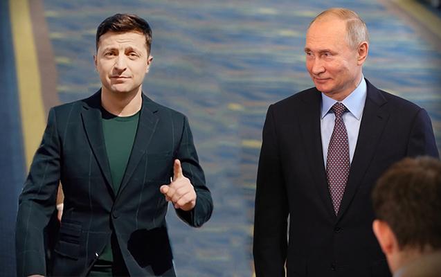 Putin Parisdə Zelenski ilə ayrıca görüşəcək