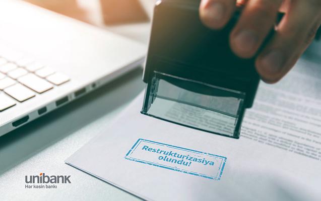 Unibank müştərisi ayda cəmi 43 qəpik kredit ödəyəcək