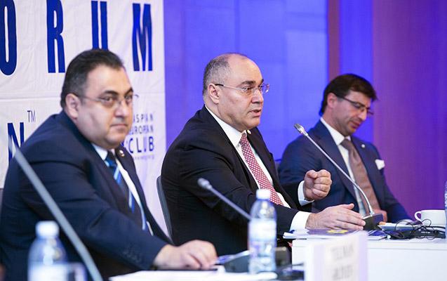 Səfər Mehdiyevin iştirakı ilə biznes-forum keçirilib