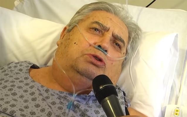 Rafael Dadaşovun xəstəxanadan videosu