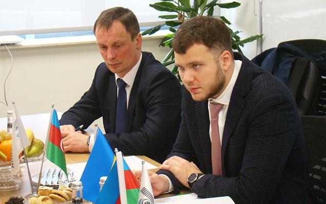 Vladislav Krikliy Abşeron Logistika Mərkəzində