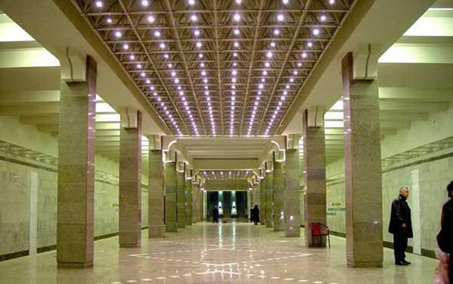 Bakı metrosunda uçqun təhlükəsi