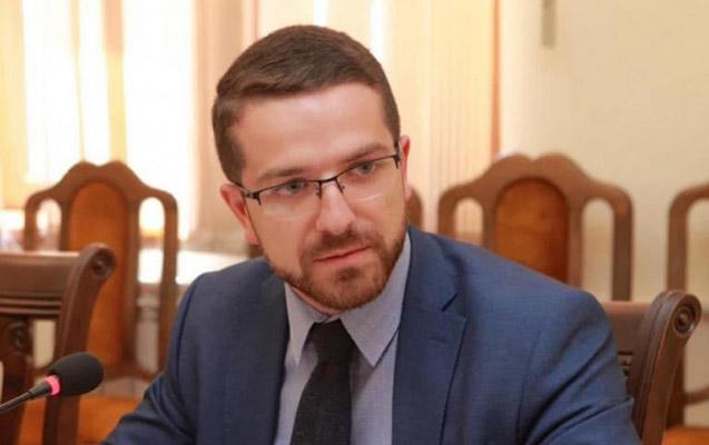 Ermənistanın təhsil nazirinin müavini həbs edildi