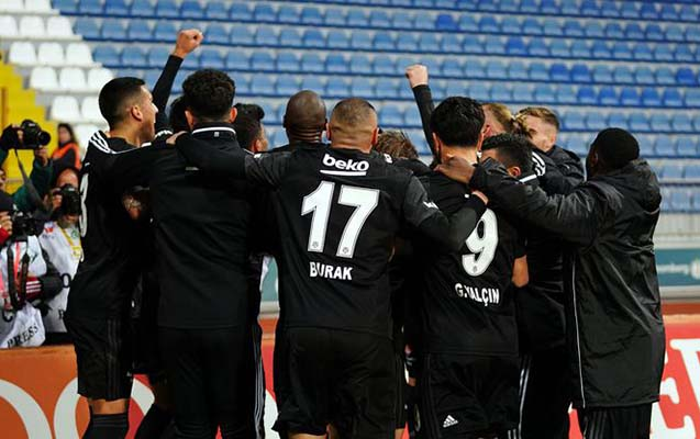 """""""Beşiktaş""""dan növbəti qələbə"""