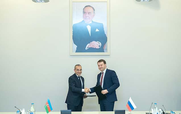 Azərbaycan-Rusiya əməkdaşlığı müzakirə olundu