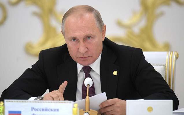Putin WADA-nın rus idmançılarla bağlı qərarından danışdı