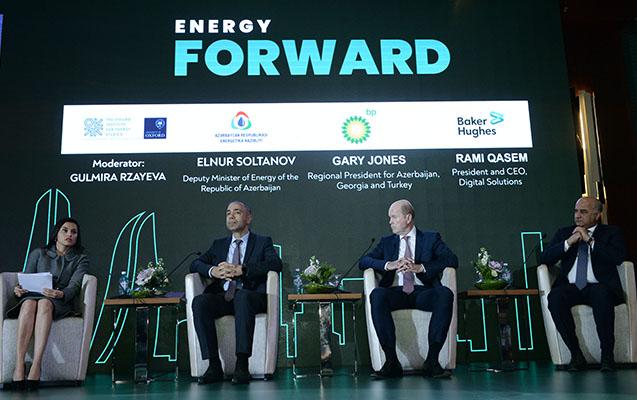 """Azərbaycanda ilk dəfə """"Energy Forward"""" konfransı keçirildi"""