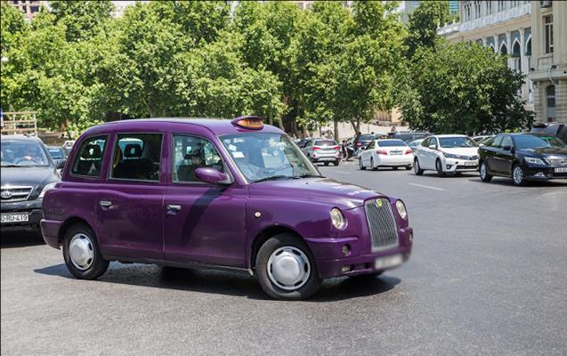 """""""London Taxi"""" piyadanı vurub öldürdü"""