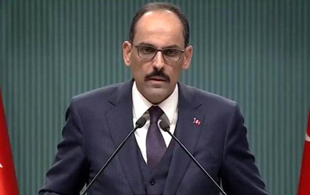 ABŞ Senatının sanksiya qərarına Türkiyədən