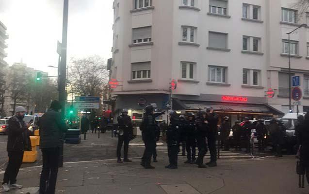 """PSJ və """"Qalatasaray"""" azarkeşləri arasında qarşıdurma"""