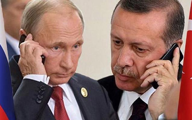 Ərdoğanla Putinin telefon danışığı oldu