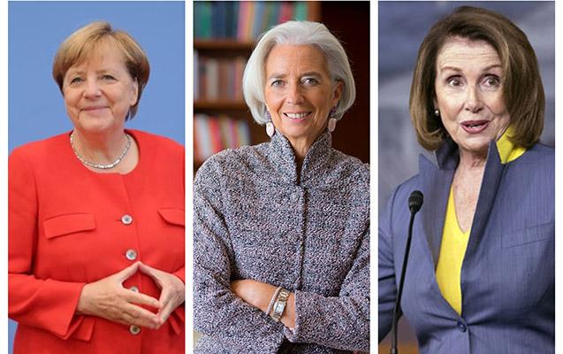 """Forbes"" dünyanın ən nüfuzlu qadınlarını açıqladı"