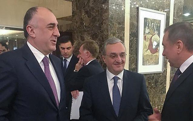"""""""Sanki Məmmədyarovun erməni həmkarı görüşlərə çay içməyə gəlir"""""""