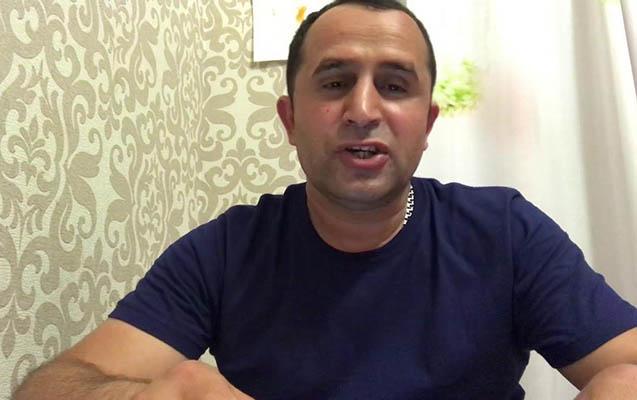 Elvin İsayev Azərbaycana deportasiya edildi