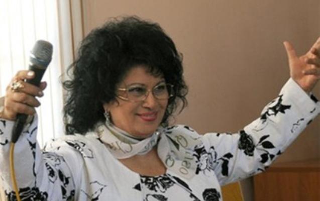 Zeynəb Xanlarova Amerikada öz adına fond açıb - Fotolar