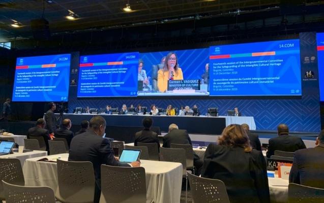 Azərbaycan Hökumətlərarası Komitənin vitse-prezidenti seçildi