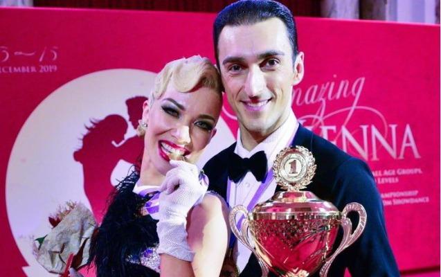 Azərbaycanlı cütlük dünya çempionatının qalibi oldu