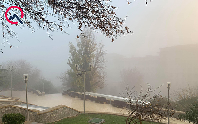 Bakıdakı dumanın səbəbləri açıqlandı