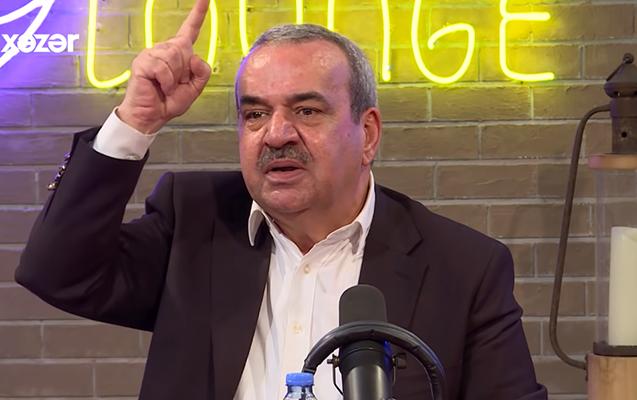"""""""Ən uğurlu işim özümə qəbir qazdırmağımdır"""""""