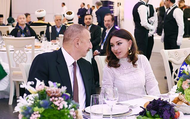 Mehriban ЖЏliyevadan PrezidentЙ™ ad gГјnГј tЙ™briki