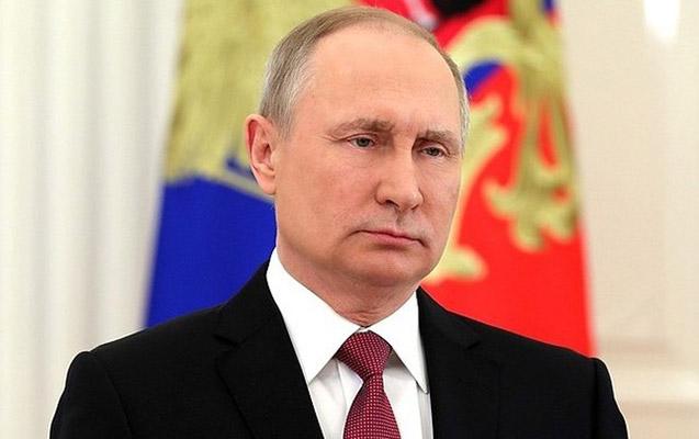 Putindən daha bir fərman