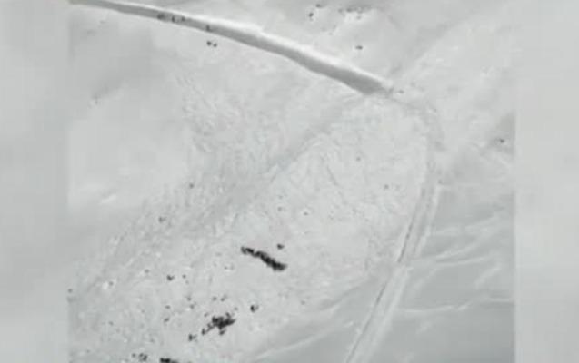 Alp dağlarında turistlər qar uçqunu altında qaldı