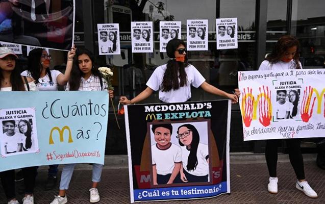 """Bu ölkədə """"McDonalds""""ın fəaliyyəti dayandırıldı"""
