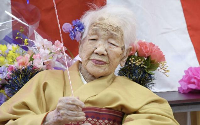 Dünyanın ən yaşlı sakini 117 yaşını qeyd etdi