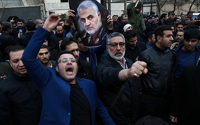 """İran 13 ssenarilik """"intiqam planı"""" hazırlayıb"""