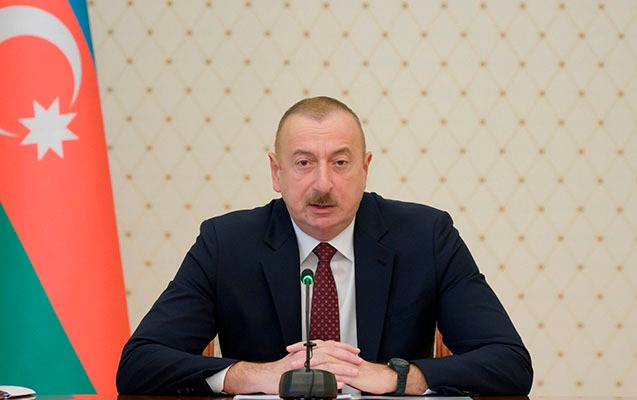 Prezident Seymur Orucovu icra başçısı təyin etdi