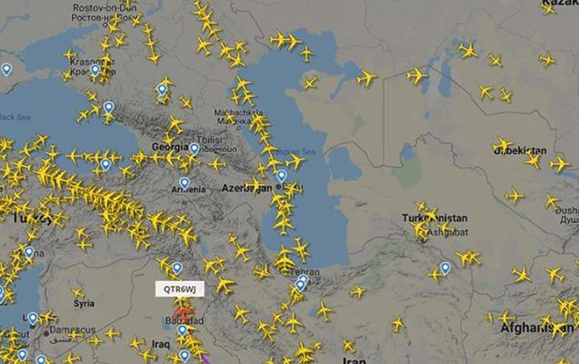 Qəzadan sonra bu aviaşirkətlər Azərbaycan hava məkanından istifadə edir