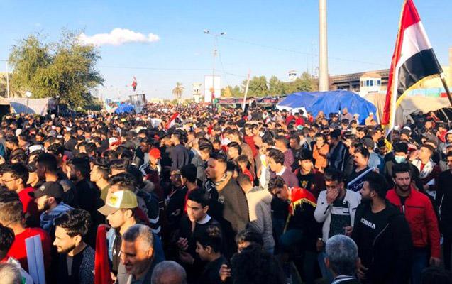 İraqda aksiyalar yenidən başladı, 2 jurnalist öldürüldü